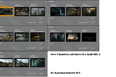 Chapter pictures pack