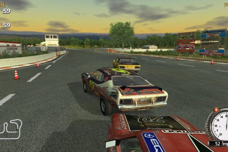 FlatOut widescreen fix v1.4