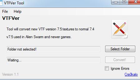 VTFVer v1.1