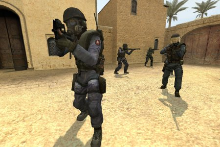 Counter-Strike: Source [v34]