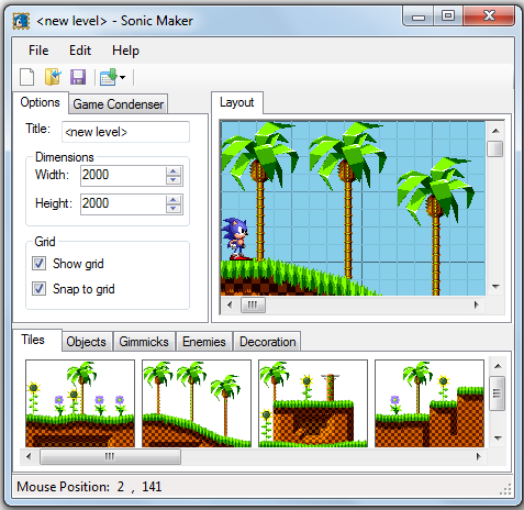 Sonic Maker v2.7