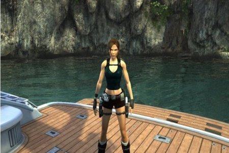 Lara Croft Reskin