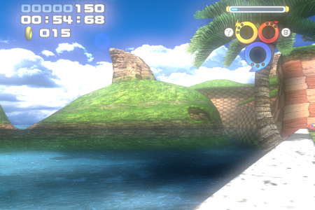 ENB Series for Sonic Heroes v0.075