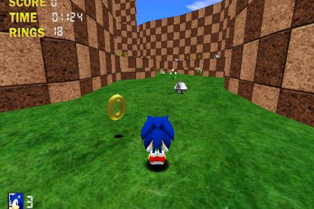 Sonic Robo Blast 2 User Level