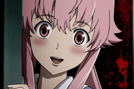 Обзор аниме Mirai Nikki («Дневник будущего»)