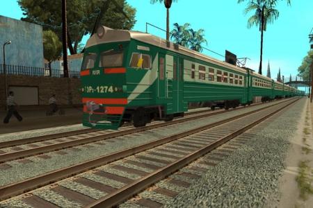 ЭР2-1274 для GTA SA