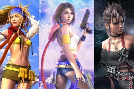 Обзор игры Final Fantasy X-2