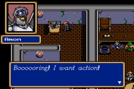 Обзор игры Shining Force: The Legacy of Great Intention