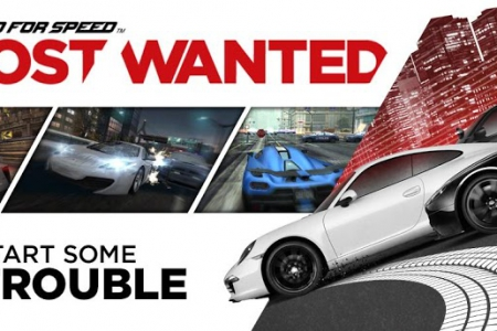 Обзор игры Need for Speed Most Wanted (2012)
