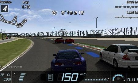 Обзор игры Gran Turismo