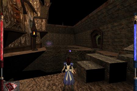 Скриншоты игры American McGee's Alice