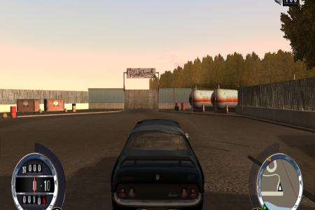 Скриншоты игры Driver: Parallel Lines