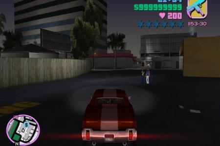Скриншоты игры Grand Theft Auto: Vice City