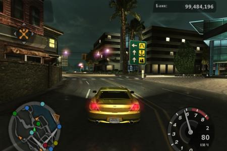 Скриншоты игры Need for Speed: Underground 2
