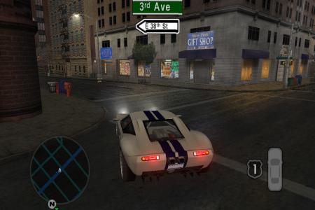 Скриншоты игры True Crime: New York City