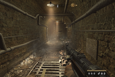 Скриншоты игры Wolfenstein
