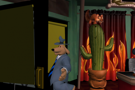 Скриншоты игры Sam & Max Episode 101: Culture Shock