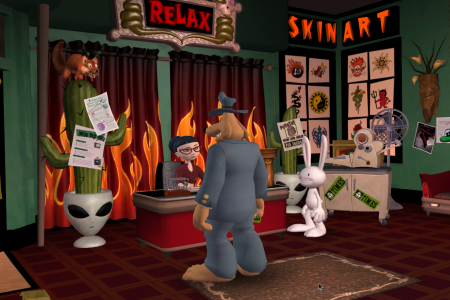 Скриншоты игры Sam & Max Episode 102: Situation: Comedy