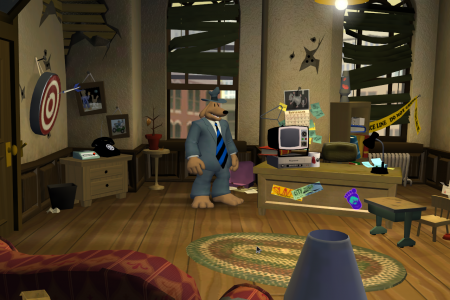 Скриншоты игры Sam & Max Episode 103: The Mole, the Mob and the Meatball