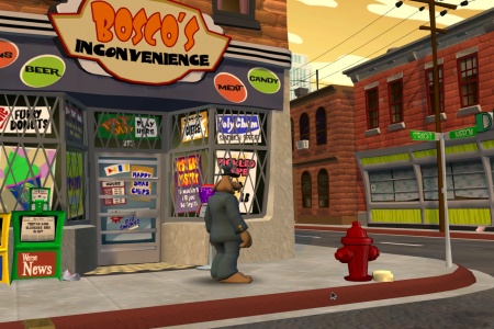 Скриншоты игры Sam & Max Episode 104: Abe Lincoln Must Die!