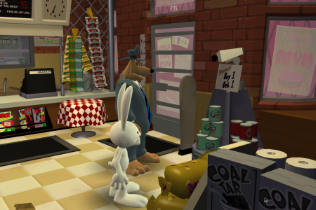 Скриншоты игры Sam & Max Episode 106: Bright Side of the Moon