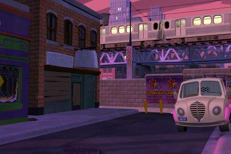 Скриншоты игры Sam & Max Episode 106: Bright Side of the Moon
