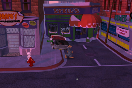 Скриншоты игры Sam & Max Episode 202: Moai Better Blues