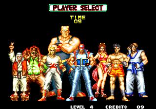 Обзор игры Fatal Fury 2