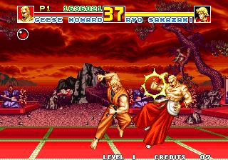 Обзор игры Fatal Fury Special