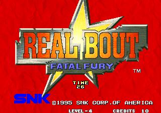 Обзор игры Real Bout Fatal Fury