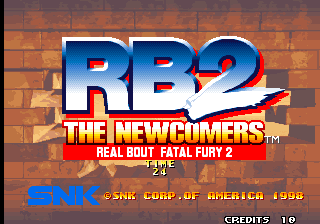 Обзор игры Real Bout Fatal Fury 2: The Newcomers