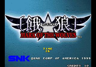 Обзор игры Garou: Mark of the Wolves