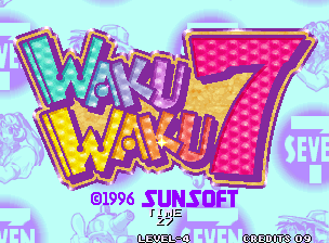 Обзор игры Waku Waku 7