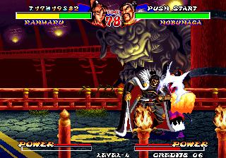 Обзор игры Ninja Master's Haō Ninpō Chō