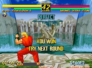 Обзор игры Art of Fighting 3