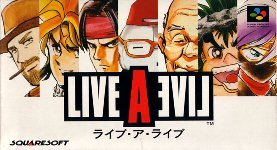 Обзор игры Live A Live