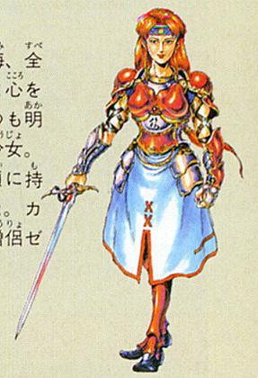 Обзор игры Rudra no Hihō