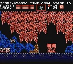 Обзор игры Castlevania