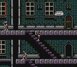 Обзор игры Castlevania 2: Simon's Quest