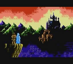 Обзор игры Castlevania 3: Dracula's Curse
