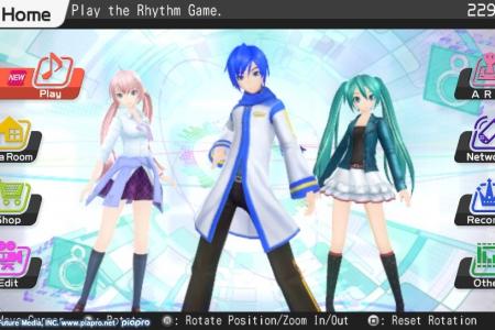 Обзор игры Hatsune Miku Project Diva F