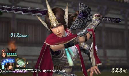 Обзор игры Sengoku Musou 4