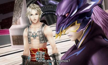 Обзор игры Dissidia 012 Duodecim: Final Fantasy