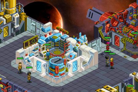 Обзор игры Star Command