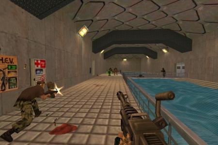Обзор игры Half Life: Opposing Force