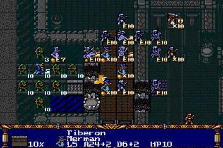 Обзор игры Warsong