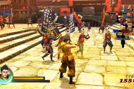 Обзор игры Sengoku BASARA: Samurai Heroes