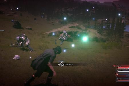 Обзор игры Final Fantasy XV Episode Duscae
