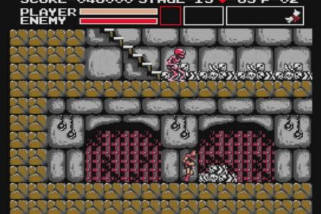 Обзор игры Vampire Killer