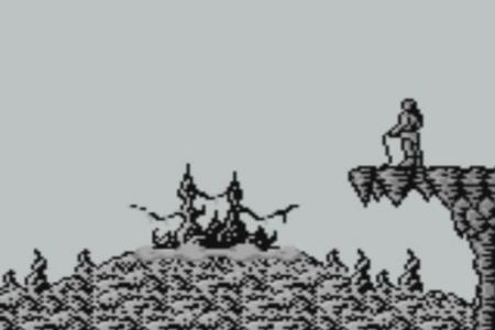 Обзор игры Castlevania: The Adventure